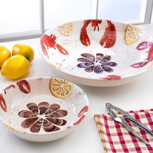 Pottery -- Serving Ware and Platters