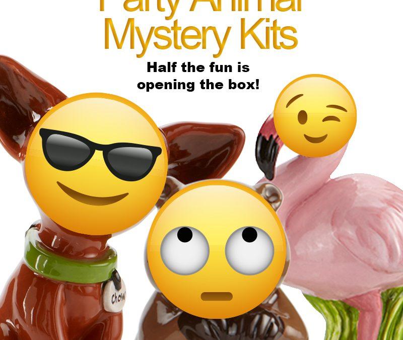 Party Animal Mystery Kit